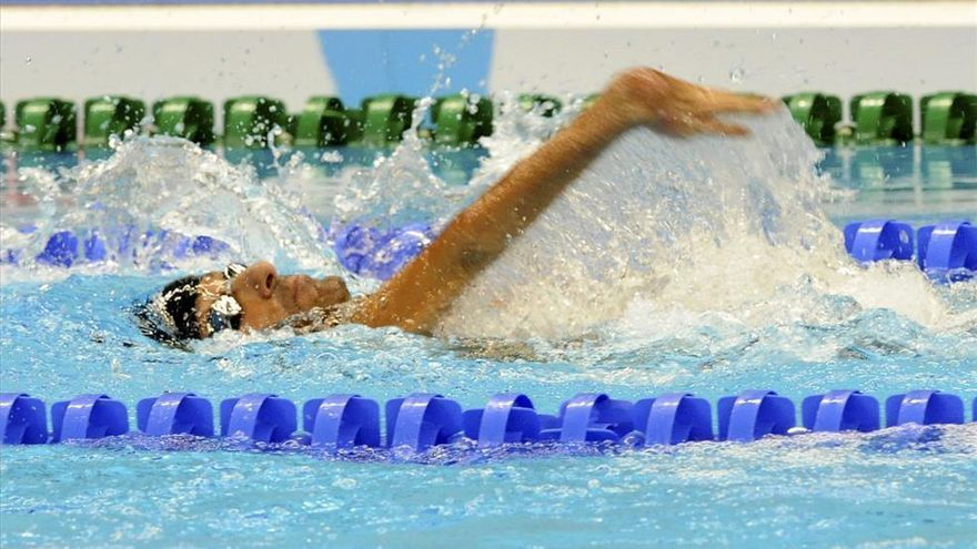Tajuelo pone un pie en los Paralímpicos de Tokio