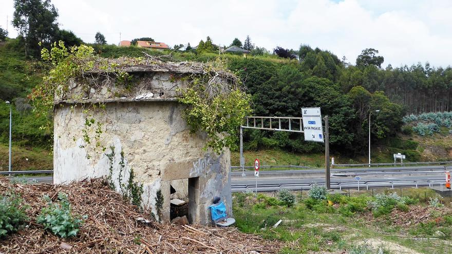 Una tala de Autopistas hace visible un palomar centenario en Palavea Vella