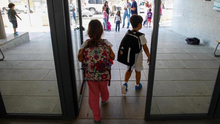Alrededor de 300.000 alumnos se quedarán sin clase el jueves