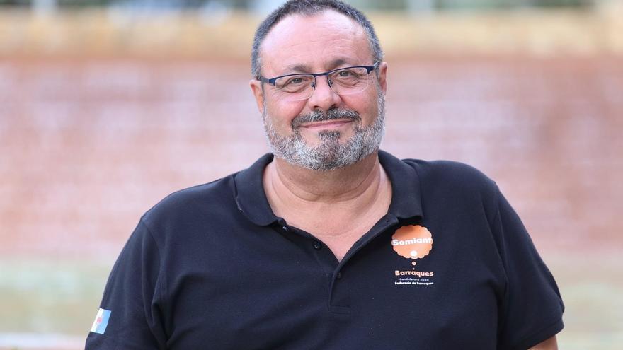 Antonio Galindo, nuevo presidente de la Federación de Barracas