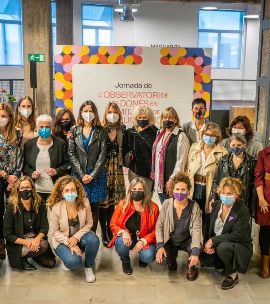 L'Observatori de les Dones en els Mitjans de Comunicació celebra 20 anys amb una jornada de diàlegs i activitats