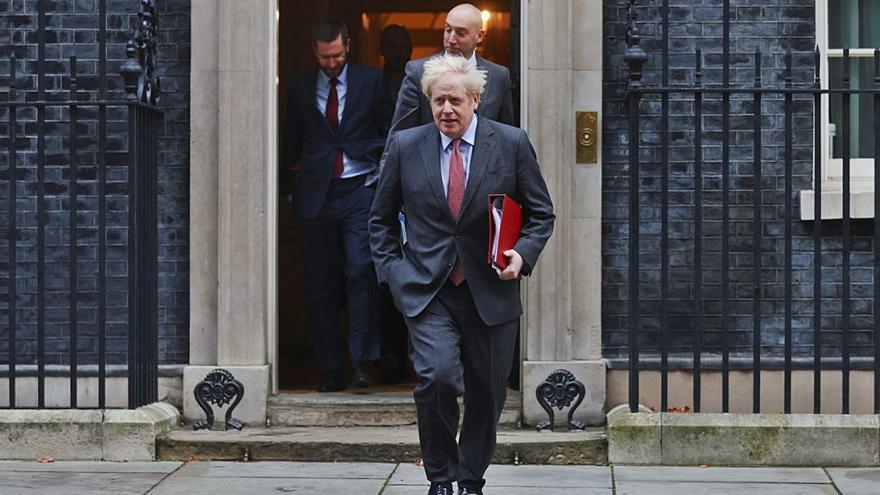 Londres rectifica sobre Irlanda del Nord i facilita la negociació amb la UE
