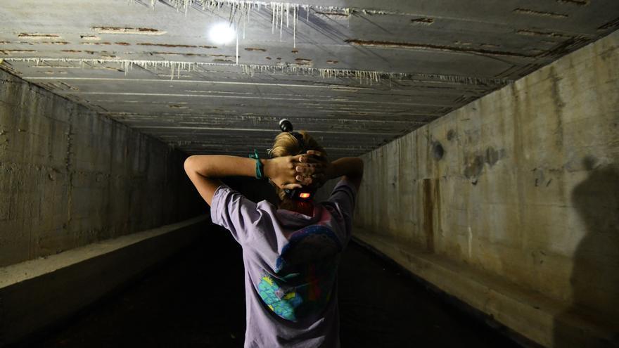 El cajón del Gafos se degrada: hay riesgo de derrumbe