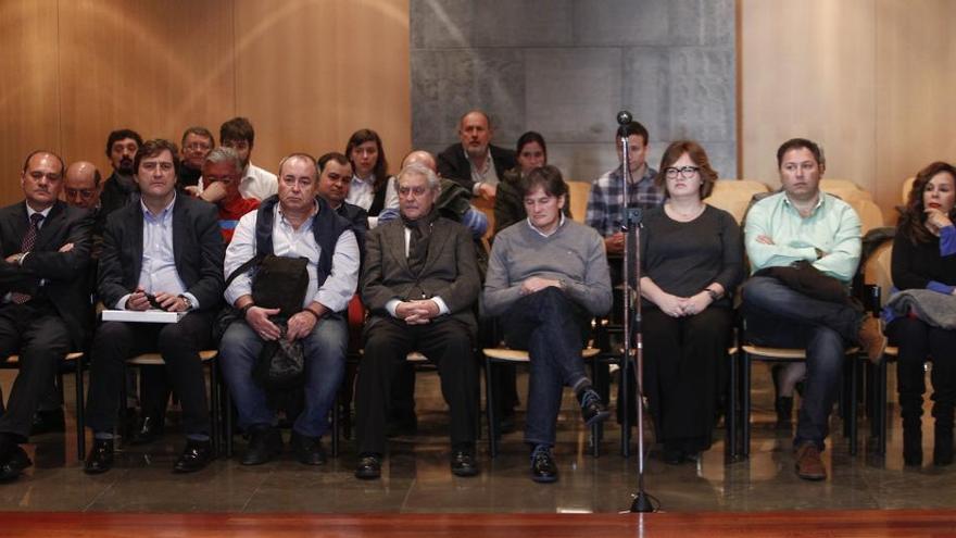 """Los acusados de """"Marea"""" reiteran su petición de que se descarten las escuchas a los investigados"""