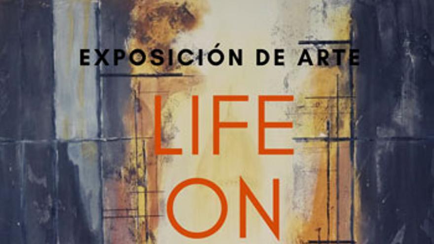 Exposición de pintura Life on Mars