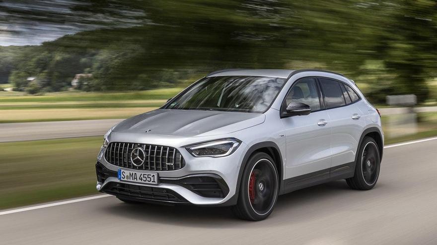 Mercedes-Benz GLA 2020, millora generalitzada