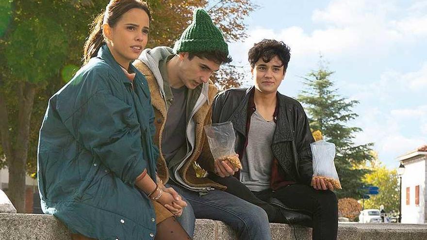 RTVE inicia el rodaje de 'Dos vidas' con este reparto