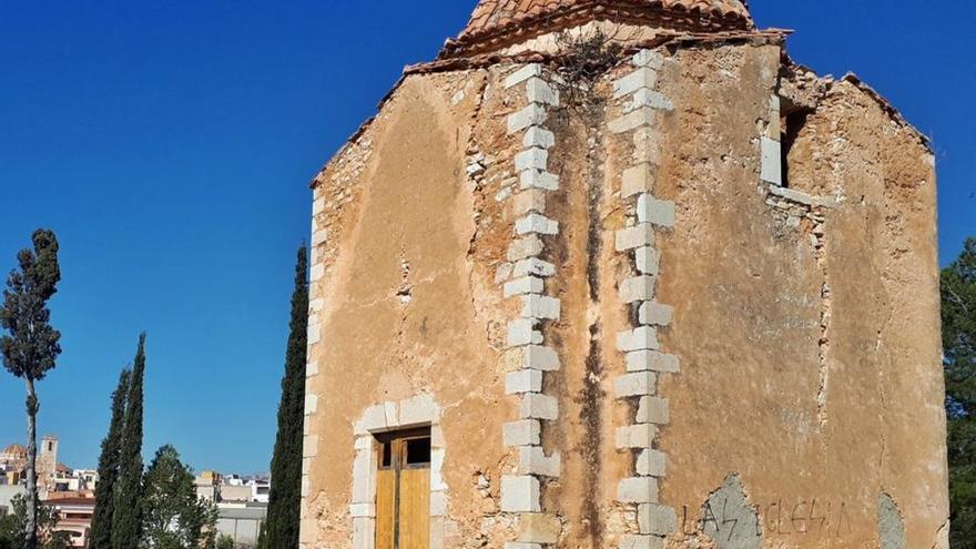 El obispado cede a Canet la ermita del calvario para su restauración