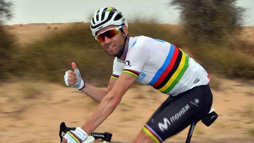 Alejandro Valverde y Marc Soler liderarán al Movistar en la Volta a Catalunya