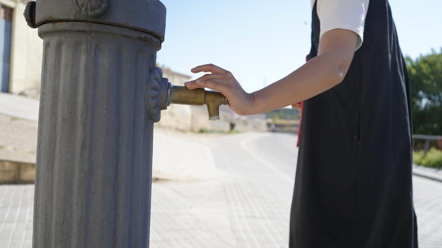Las fuentes de Zamora no se repararán hasta el nuevo contrato de parques y jardines