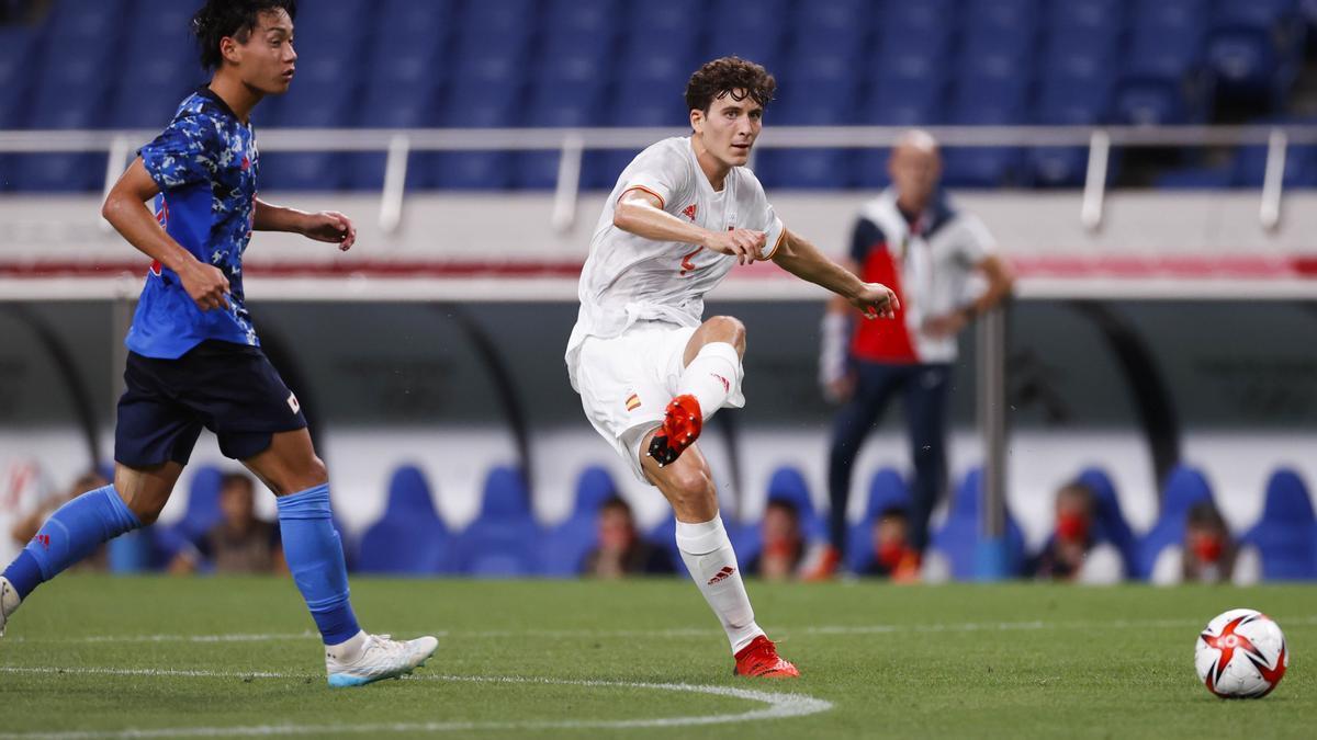 Pau Torres, de Vila-real y del Villarreal, se ha convertido en un referente en la selección española.