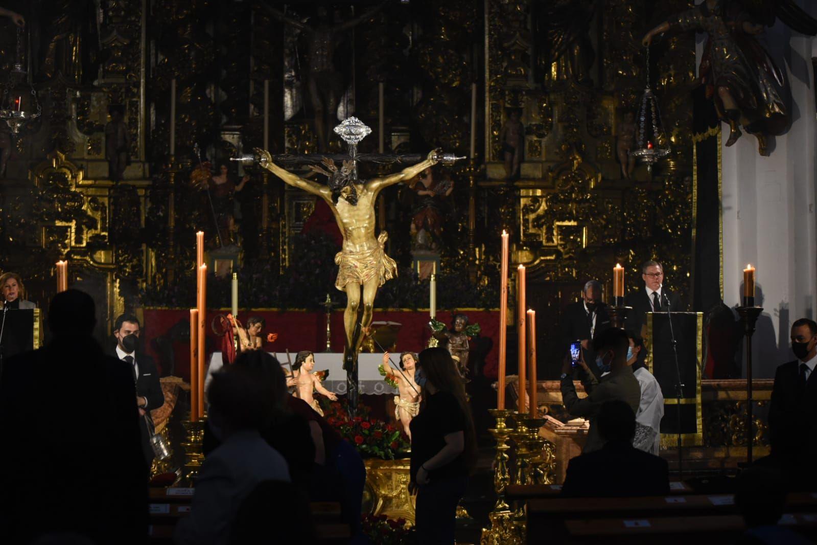 Lunes Santo. Vía Crucis de la Trinidad