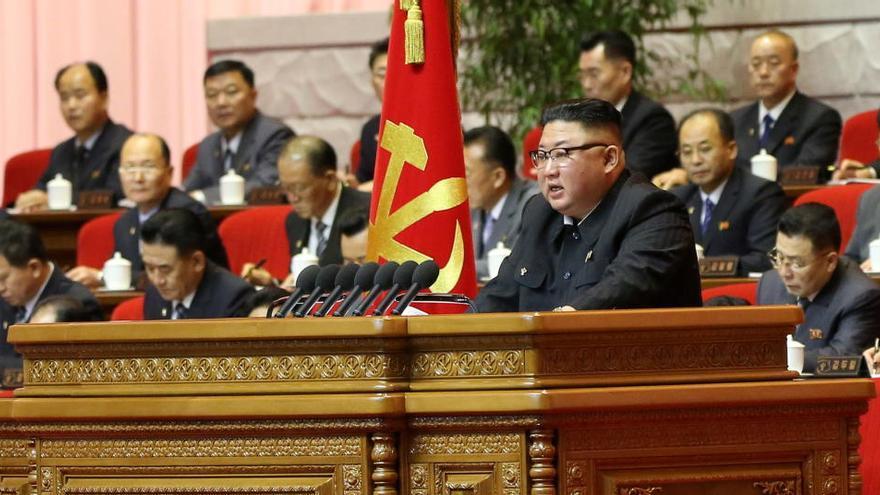 """Kim Jong-un admite que Corea del Norte atraviesa sus """"peores días"""""""