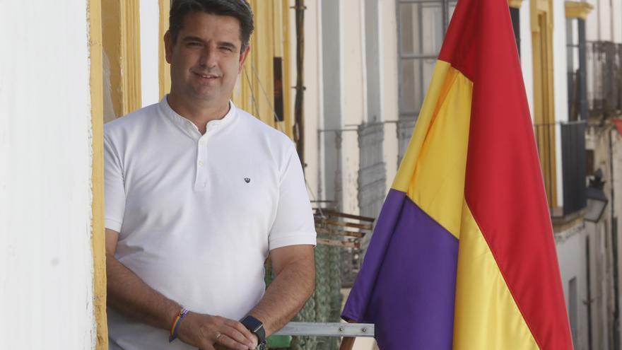 «El mayor éxito ha sido tener una unidad en IU Córdoba a prueba de bombas»