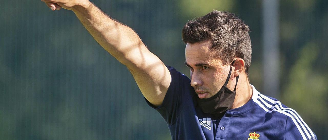 Jaime Arias. | Real Oviedo
