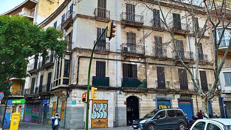 Diversas entidades alertan de un «nuevo zarpazo» al patrimonio de Pere Garau