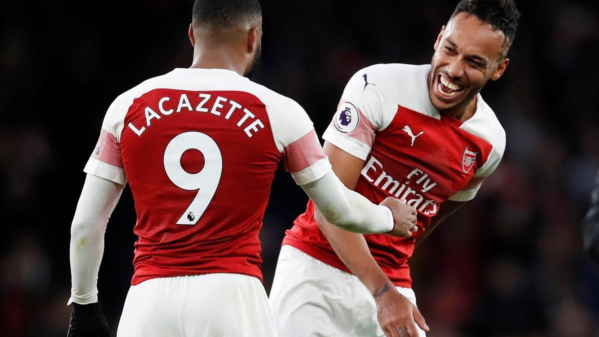 El francés Alexander Lazazette es el máximo goleador del Arsenal.