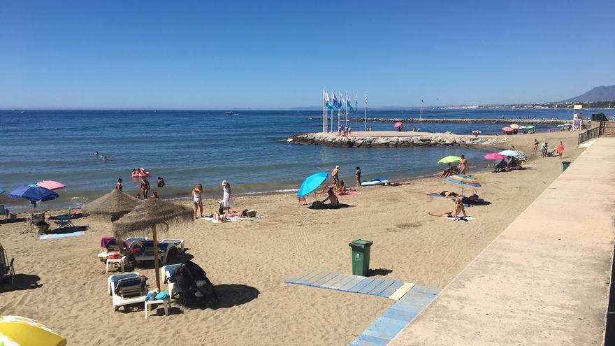 Marbella mantendrá cerradas sus playas durante la madrugada