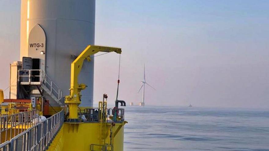 Viana se postula como polo de energías marinas del noroeste ibérico