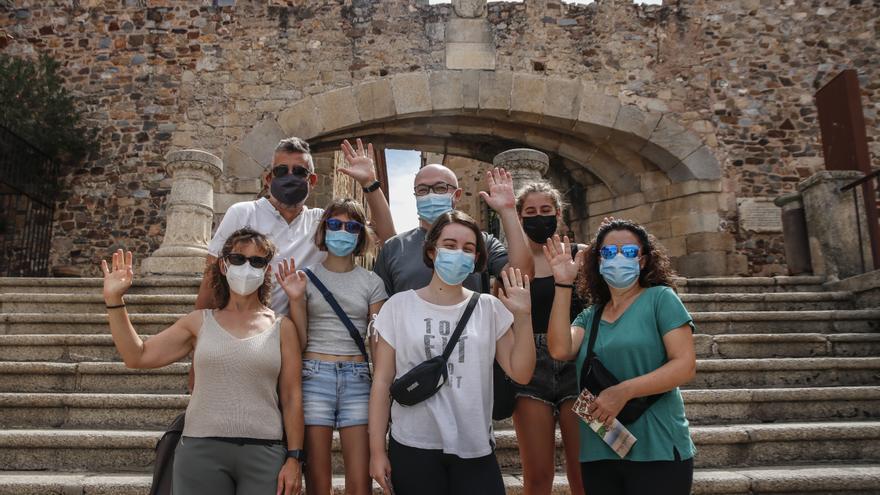 Cáceres, éxito turístico