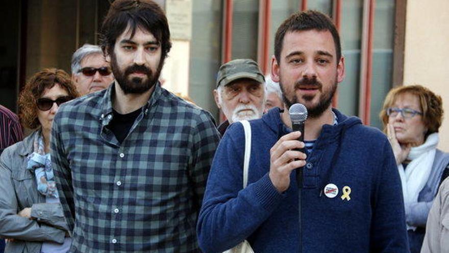 El jutjat arxiva la causa contra els dos militants de la CUP investigats pel tall de l'AP-7