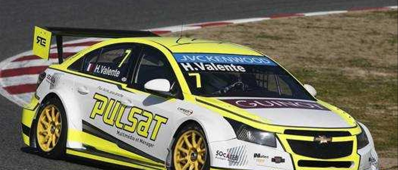 El piloto del Campos Racing John Filippi se queda cerca de los puntos en Argentina