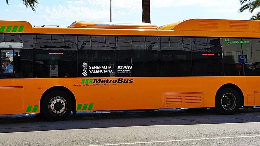 Sagunt prueba un bus urbano 100 % eléctrico