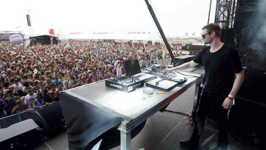 El regreso del Monegros Desert Festival se pospone al 2022