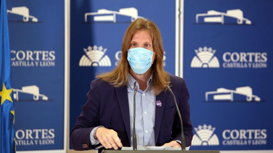 Pablo Fernández, nuevo portavoz estatal de Podemos