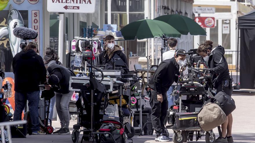 Empieza el rodaje de la serie alemana 'König von Palma' en Mallorca