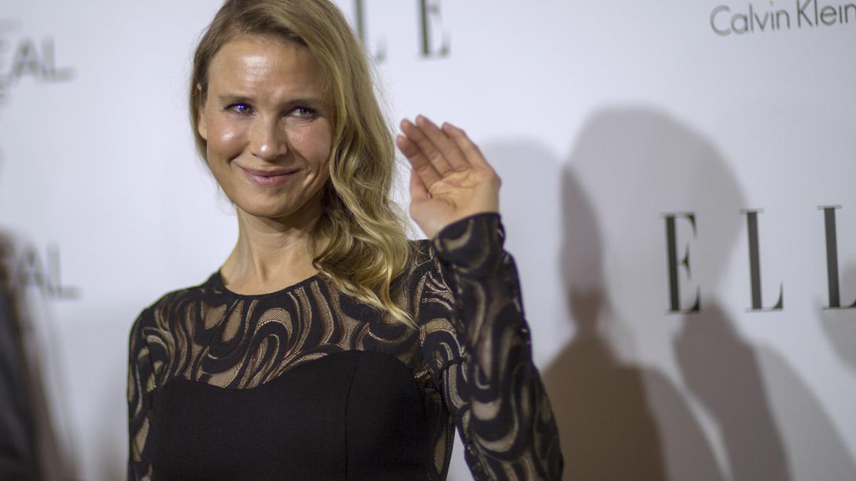 Renee Zellweger, en una imagen de archivo