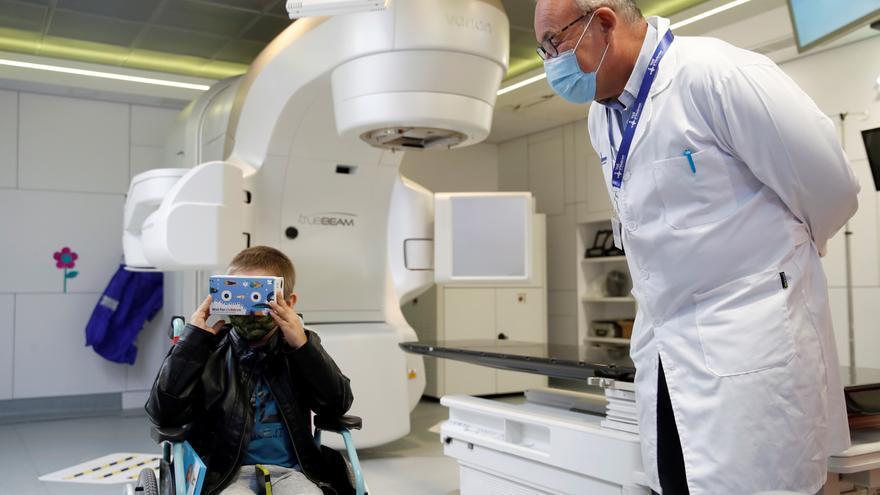 El reto ante las secuelas del cáncer infantil