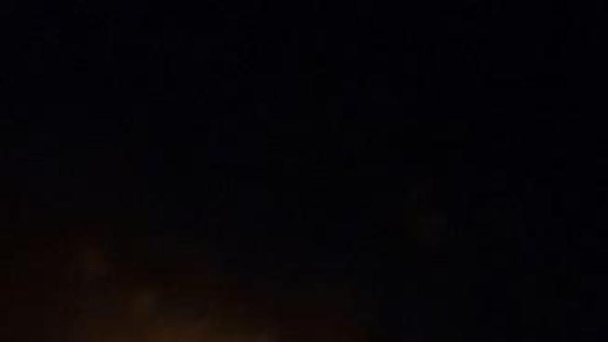 Detenido un vecino de La Aldea por el conato de incendio en una ladera de Mogán