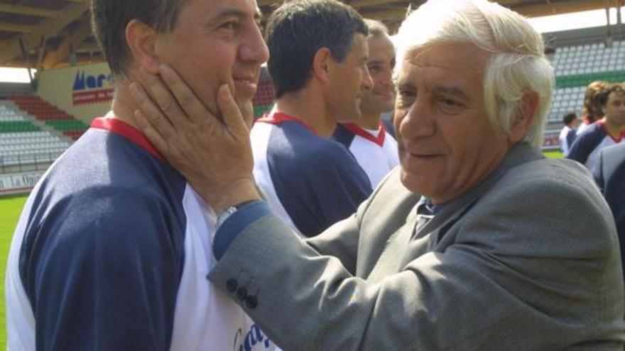 Valorio podría rendir homenaje a Antonio Fernández Carbajo
