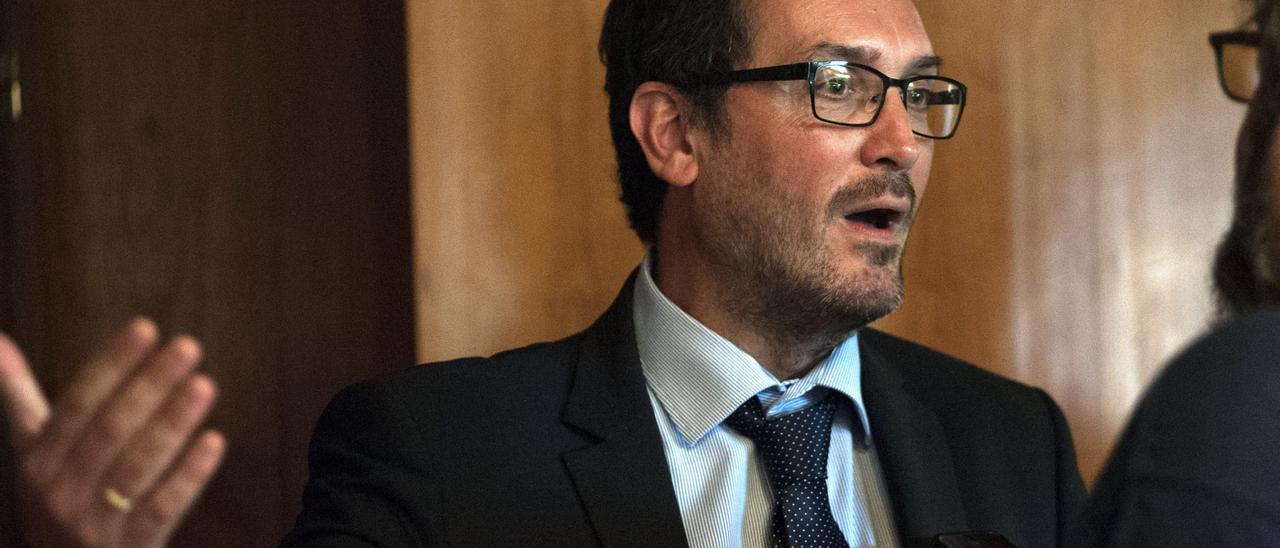 Íñigo Felgueroso, en una imagen de archivo.