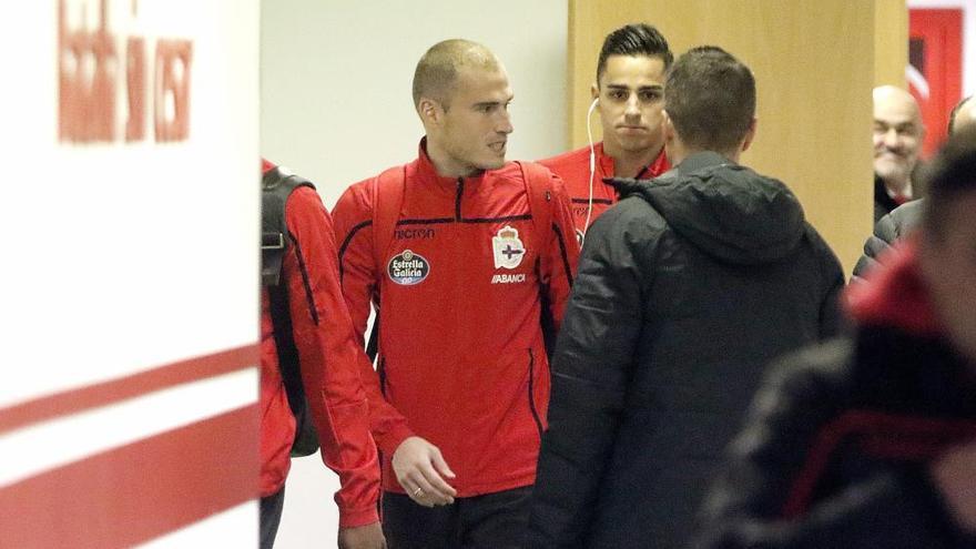 El Deportivo detiene la recuperación del Sporting