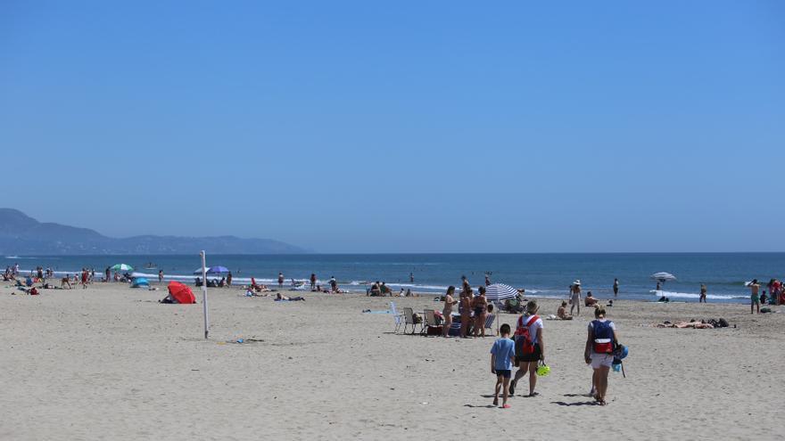 ¿Lloverá esta noche en Sant Joan en las playas de Castellón?