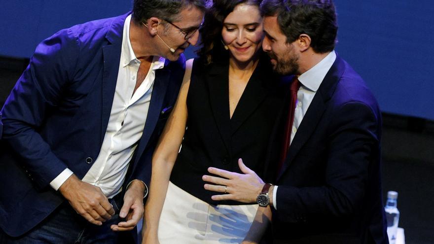 Casado buscará cerrar filas en la recta final de la convención del PP en Valencia