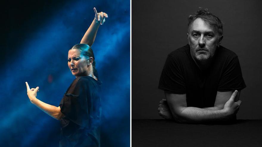 Sara Baras y Yann Tiersen llegan este invierno al Mar de Vigo