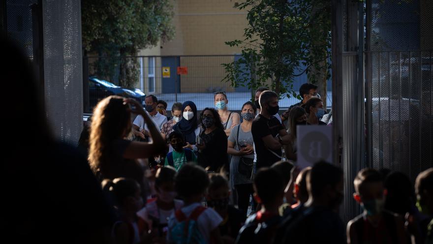 Catalunya comptabilitza 191 grups escolars confinats i 1 centre tancat