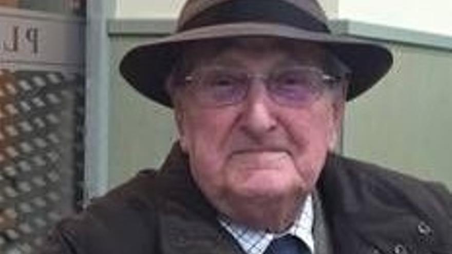 Fallece Diego Baamonde, primer jefe de Oftalmología del Hospital de Cabueñes