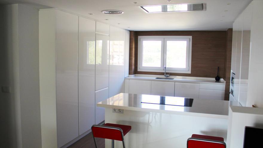 Cocinas Inteco, confort y elegancia en el diseño
