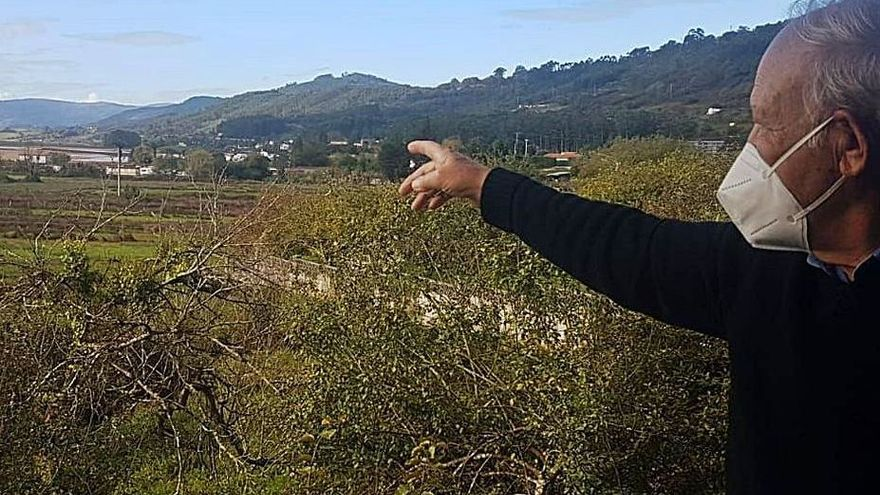 """Rodiles, en Villaviciosa, urge el saneamiento: """"Aquí hay más de 200 pozos negros"""""""