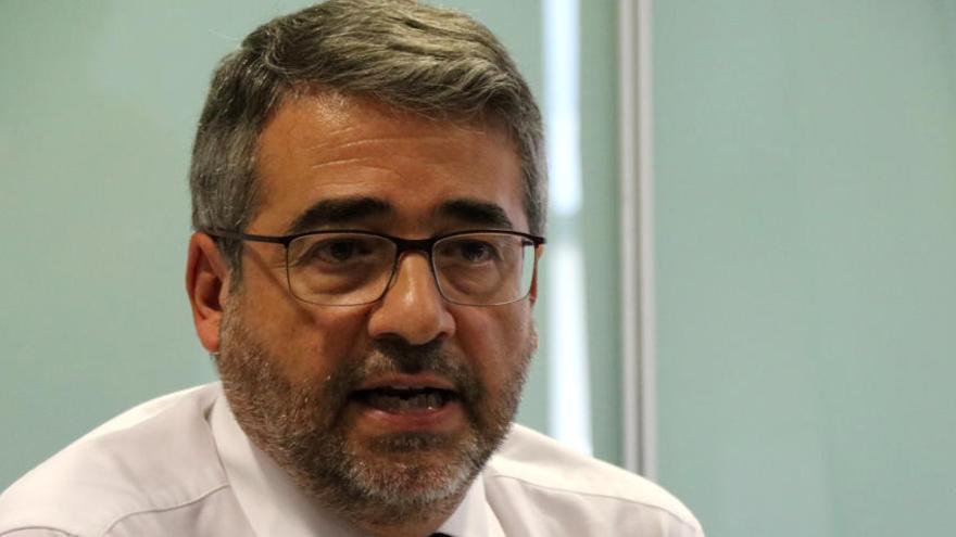 Dimiteix el director dels Mossos d'Esquadra i el substitueix el cap de gabinet del conseller d'Interior