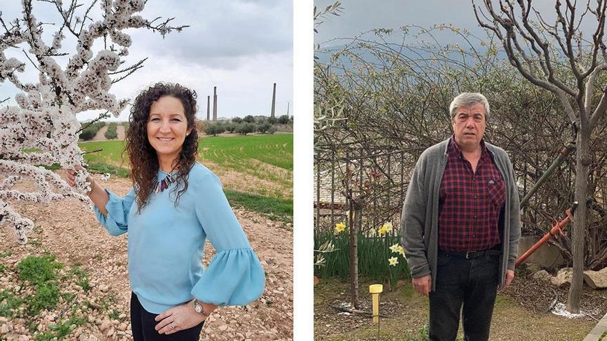 """Ana Carvajal y Miguel Ángel Villalba: """"Estamos para ayudar en todo lo que sea necesario a los agricultores"""""""