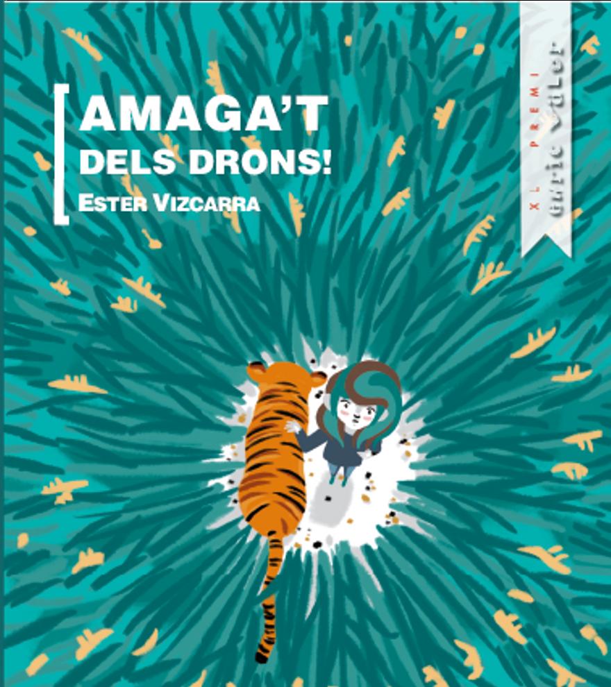 56 Fira del Llibre de València: Amaga't dels drons