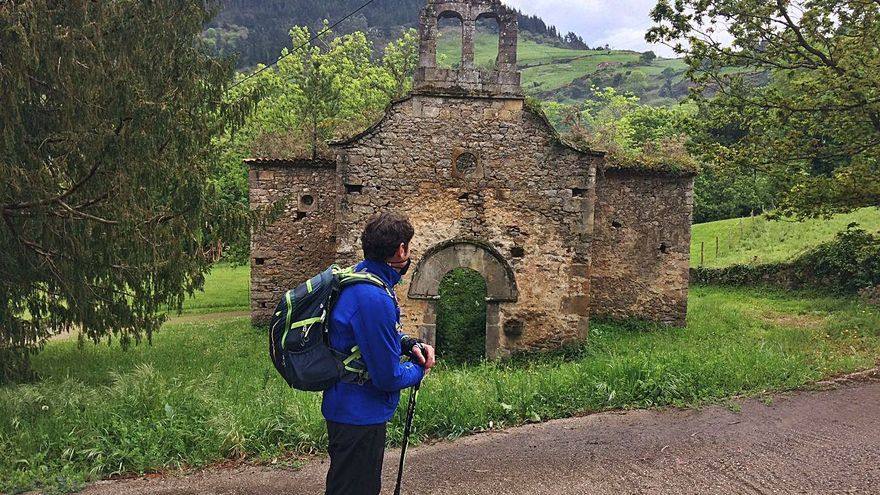 La Collada pide auxilio para su templo románico