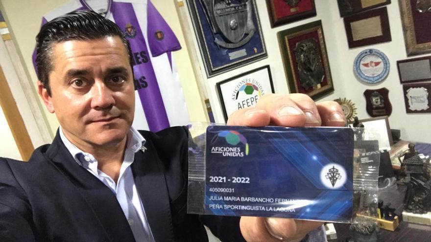La Federación de Peñas reparte 5.000 carnés de peñistas