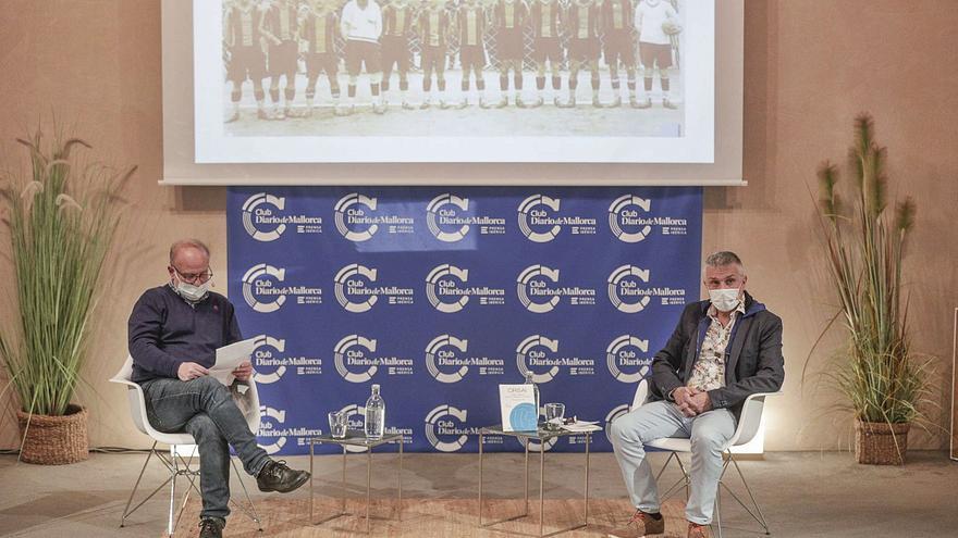 Foro Bellver | «'Orsai' es nostalgia del fútbol que recuerdo, el de los años 80 y 90»