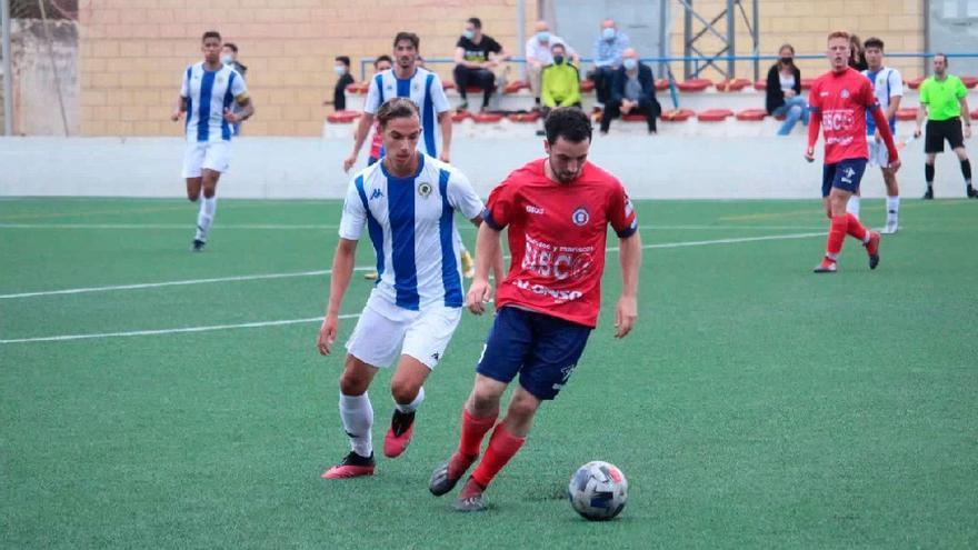 La derrota del Benicarló frente al Hércules B certifica su descenso (0-1)